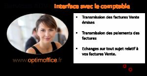 Assistante freelance : mission d'interface ADV avec le comptable