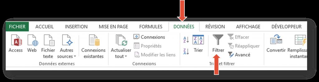 Comment réaliser une recherche multi-critères sur Excel
