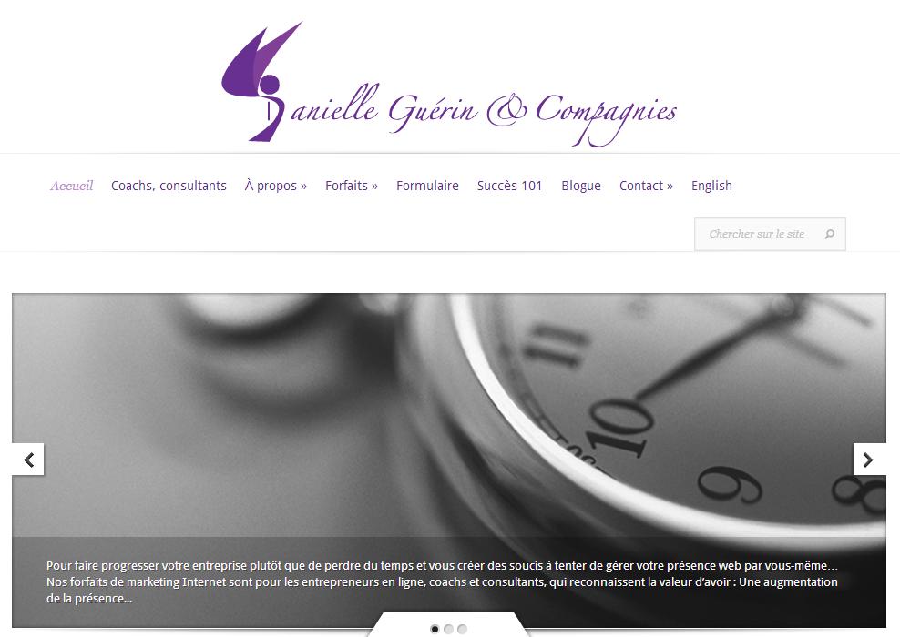 Danielle Guerin et Compagnies