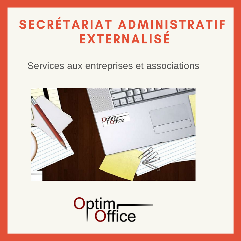 Optim Office, votre secrétariat administratif externalisé à Paris