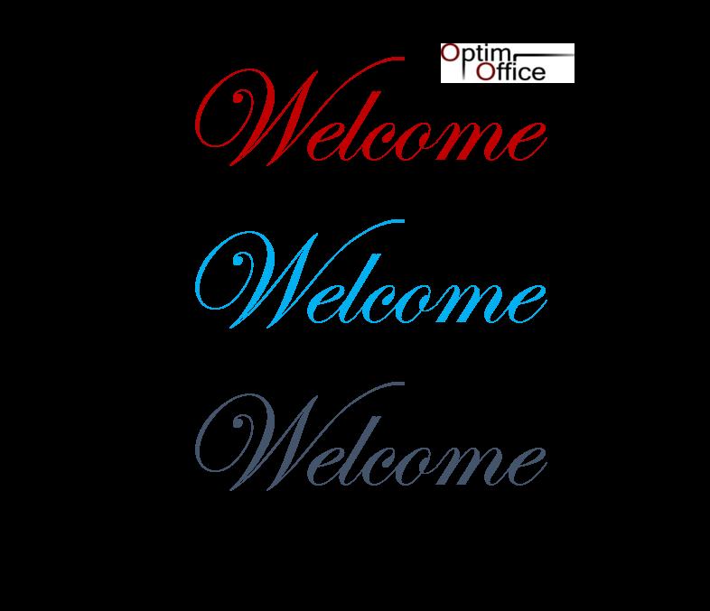 Programmation de réunions en français et en anglais