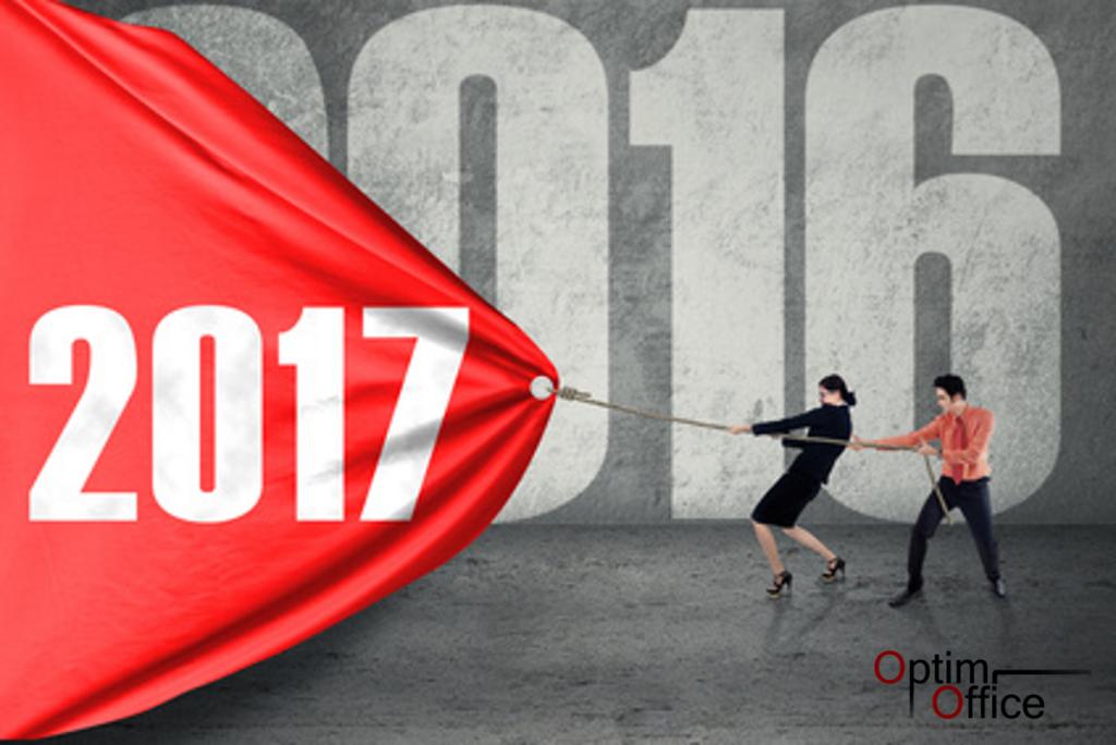 Voeux pour 2017 Optim Office