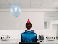 la disparition du travail organisé autour d'un bureau