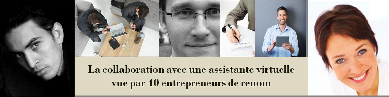 40 entrepreneurs anglophones s'expriment sur leur relation avec leur assistante indépendante à distance