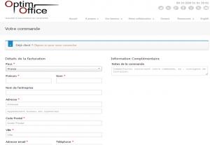 paiement en ligne : préciser les détails de facturation
