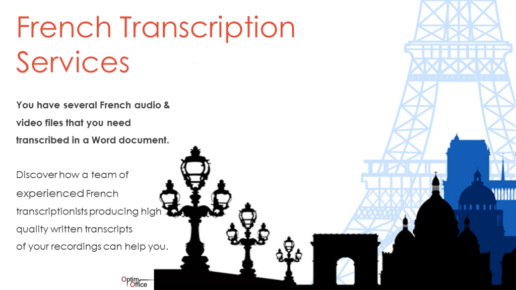 comment partager sur Pinterest une présentation téléchargée sur SlideShare concernant la retranscription écrite d'enregistrement audio et vidéo
