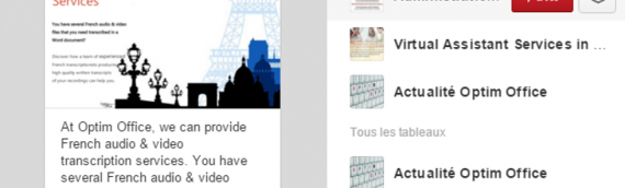 Comment ajouter une présentation de Slideshare dans un tableau sur Pinterest