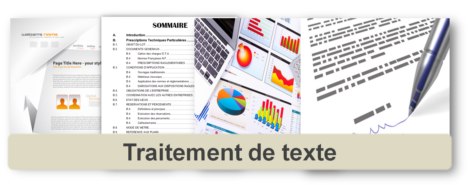 Traitement de texte la forme au service du fond optim office - Office traitement de texte ...