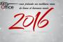 Meilleurs voeux de bonne et heureuse année 2016 !